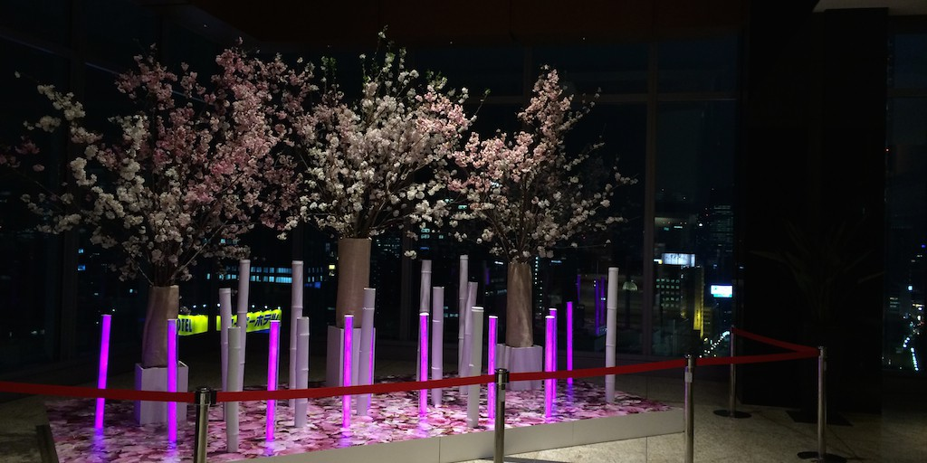 Lighting for Spring Decoration